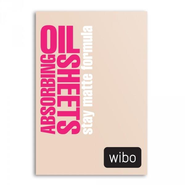 Șervețele cu efect matifiant - Wibo Oil Absorbing Sheets