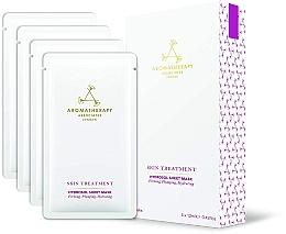 Parfumuri și produse cosmetice Mască din țesătură pentru față - Aromatherapy Associates Skin Treatment Hydrosol Sheet Mask