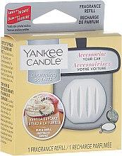 Parfumuri și produse cosmetice Aromatizator auto (Rezervă) - Yankee Candle Charming Scents Refill Vanilla Cupcake