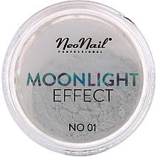 """Parfumuri și produse cosmetice Glitter pentru designul unghiilor """"Efect de lună"""" - NeoNail Professional Moonlight Effect"""