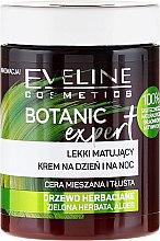 Parfumuri și produse cosmetice Cremă de față - Eveline Cosmetics Botanic Expert With Tea Tree Day & Night Cream