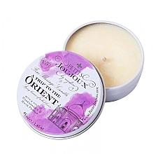 Parfumuri și produse cosmetice Lumânare pentru masaj cu parfum de rodie și piper alb - Petits JouJoux Mini A Trip Orient