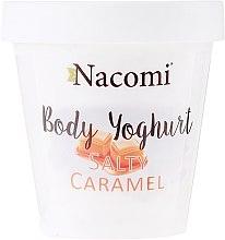 "Parfumuri și produse cosmetice Iaurt de corp ""Caramel sărat"" - Nacomi Body Jogurt Salt Caramel"