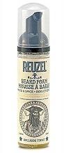 Parfumuri și produse cosmetice Balsam pentru barbă - Reuzel Beard Foam Wood And Spice