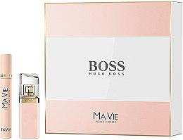 Parfumuri și produse cosmetice Hugo Boss Boss Ma Vie Pour Femme - Set (edp 30ml + edp 7,4ml)