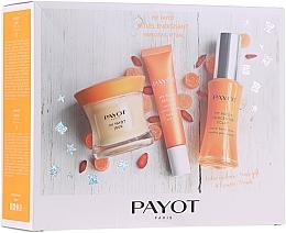 Parfumuri și produse cosmetice Set - Payot My Payot Set (cream/50ml + serum/30ml + eye/cream/15ml + bag)