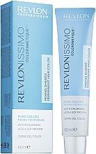 Parfumuri și produse cosmetice Coloranți pentru amestecare și corectarea culorii - Revlon Professional Revlonissimo NMT Pure Colors