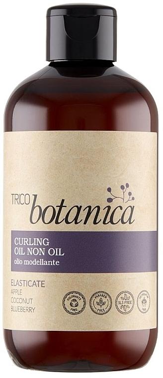 Ulei pentru păr creț - Trico Botanica