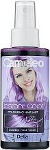Parfumuri și produse cosmetice Spray-colorant pentru păr - Delia Cameleo Instant Color