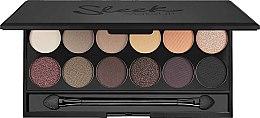 Parfumuri și produse cosmetice Paletă farduri de ochi - Sleek MakeUP i-Divine Mineral Based Eyeshadow Palette Au Naturel