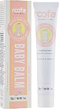 Parfumuri și produse cosmetice Balsam cu pantenol și sepitonic de corp pentru copii - Roofa Panthenol & Sepitonic Baby Balm
