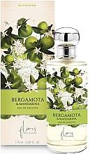 Parfumuri și produse cosmetice Saphir Parfums Flowers de Saphir Bergamota & Mandaryna - Apă de parfum