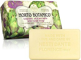 "Parfumuri și produse cosmetice Săpun ""Anghinare"" - Nesti Dante Horto Botanico Artichoke Soap"