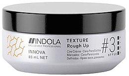 Parfumuri și produse cosmetice Cremă pentru păr - Indola Innova Texture Rough Up