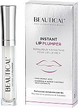 Parfumuri și produse cosmetice Ser hidratant pentru buze - Beautical Instant Lip Plumper For Luscious And Moisturized Lips