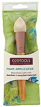 Духи, Парфюмерия, косметика Аппликатор-губка для тональной основы - EcoTools Foam Applicator
