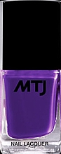 Parfumuri și produse cosmetice Lac de unghii - MTJ Cosmetics Nail Lacquer