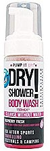 Parfumuri și produse cosmetice Spumă de corp - Pump It Up Dry Shower Body Wash Raspberry