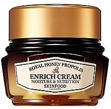 Parfumuri și produse cosmetice Cremă de față - Skinfood Royal Honey Propolis Enrich Cream