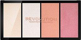 Parfumuri și produse cosmetice Iluminatoare pentru față - Makeup Revolution Re-Loaded