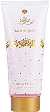 Parfumuri și produse cosmetice Гель для душа - Accentra Shower Gel Scent Of Tea Rose And Velvet Romantic Vintage