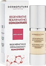 Parfumuri și produse cosmetice Concentrat regenerant cu efect anti-îmbătrânire - DermoFuture Regenerative Rejuvenating Concentrate