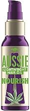 Parfumuri și produse cosmetice Ulei cu extract de semințe de cânepă australiană - Aussie Miracle Oil Nourish