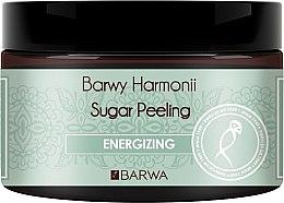 Parfumuri și produse cosmetice Peeling revigorant cu zahăr - Barwa Harmony Sugar Peeling Energizing