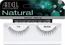 Parfumuri și produse cosmetice Extensii gene - Ardell Natural Eye Lashes Black 110