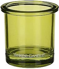 Parfumuri și produse cosmetice Sfeșnic pentru lumânări votive - Yankee Candle POP Lime Tealight Votive Holder