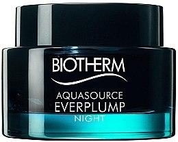 Parfumuri și produse cosmetice Mască de noapte pentru față - Biotherm Aquasource Everplump Night (tester)