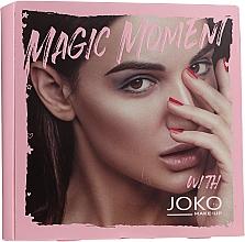 Parfumuri și produse cosmetice Set - Joko Perfect Your Look (mascara/9ml + eye/shadow/7g + n/polish/10ml)