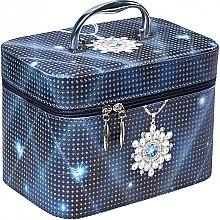 """Parfumuri și produse cosmetice Cutie pentru bijuterii """"Jewellery Winter"""", L, 96921 - Top Choice"""