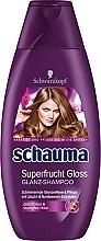 Parfumuri și produse cosmetice Șampon de păr - Schauma Superfrucht Gloss