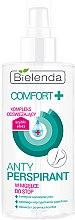 Parfumuri și produse cosmetice Spray antiperspirant pentru picioare - Bielenda Comfort Foot Antiperspirant Spray Mist