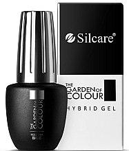 Parfumuri și produse cosmetice Bază pentru manichiură - Silcare The Garden of Colour Peel-Off Base