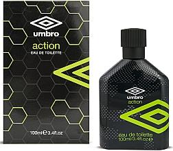 Umbro Action - Туалетная вода — фото N1