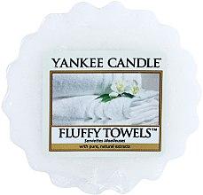 Parfumuri și produse cosmetice Ceară aromată - Yankee Candle Fluffy Towels Tarts Wax Melts