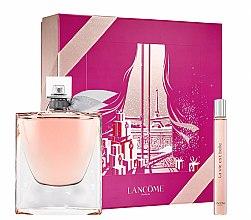 Parfumuri și produse cosmetice Lancome La Vie Est Belle - Set (edp/100ml + edp/10ml)