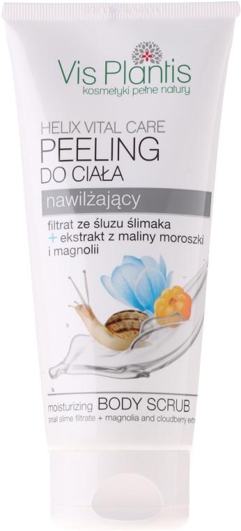Scrub pentru corp hidratant - Vis Plantis Helix Vital Care Moisturizing Creamy Body Scrub — Imagine N1