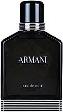 Parfumuri și produse cosmetice Giorgio Armani Eau de Nuit - Apă de toaletă (tester cu capac)