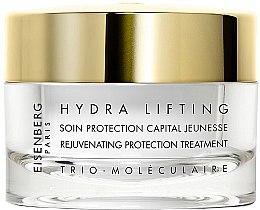 Parfumuri și produse cosmetice Cremă hidratantă pentru fermitatea feței și gâtului - Jose Eisenberg Hydra Lifting Premium Rejuvenating Protection Treatment