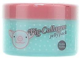 Parfumuri și produse cosmetice Mască de noapte cu colagen - Holika Holika Pig-Collagen Jelly Pack