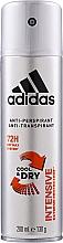 Parfumuri și produse cosmetice Deodorant - Adidas Anti-Perspirant Intensive Cool Dry 72h