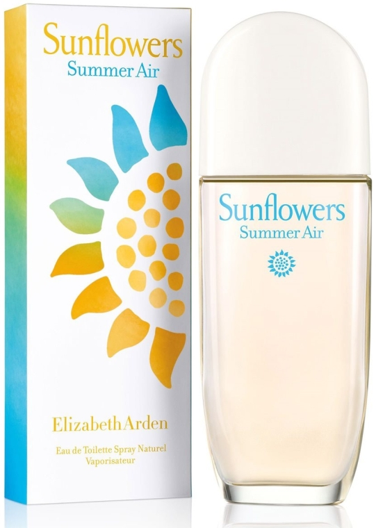 Elizabeth Arden Sunflowers Summer Air - Apă de toaletă