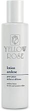 Parfumuri și produse cosmetice Loțiune Azulene cu vitamina E și alantoină pentru ten uscat și sensibil - Yellow Rose Lotion Azulene