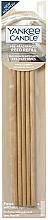 Parfumuri și produse cosmetice Bețișoare aromatice - Yankee Candle Warm Cashmere Pre-Fragranced Reed Refill