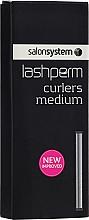 Parfumuri și produse cosmetice Clește pentru curbarea genelor - Salon System Lashlift Curling Rods Medium