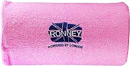 Parfumuri și produse cosmetice Cotieră profesională pentru manichiură, roz - Ronney Professional Armrest For Manicure