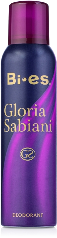 Bi-Es Gloria Sabiani - Deodorant spray
